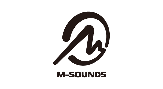 M-SOUNDSのロゴ